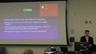 澳大利亞學者因支持中國反法輪功運動被調查