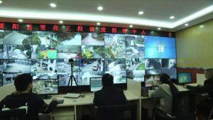 雪亮工程監控系統(網絡圖片)