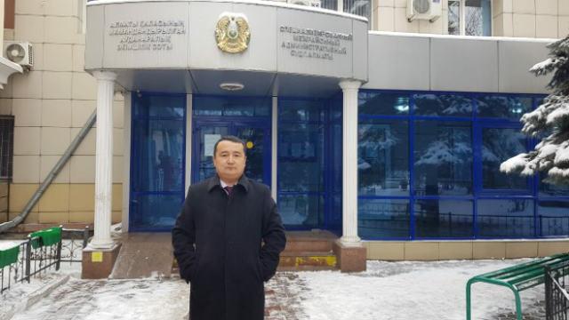 谴责中共恶行 哈萨克人权组织负责人被胁迫拍视频认罪