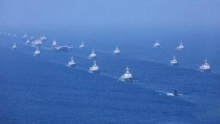青島海軍節重維穩 新疆維族工人被遣返