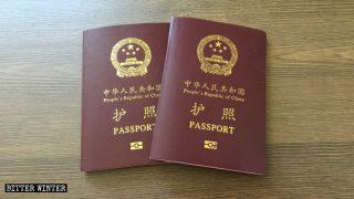 當局強制收繳公民護照 想出國須嚴格審查