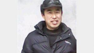 劉俊華,2017年10月24日在山東菏澤被抓捕的三名全能神教會信徒之一(CAG)