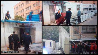 「教堂太豪華」也成強拆藉口 臨沂多處教堂遭拆