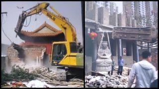 兩座千年古寺蒙難:被拆毀還是被「整容」黨說了算
