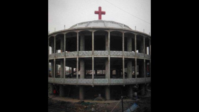 「教堂太豪华」也成强拆藉口 临沂多处教堂遭拆
