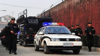 寒冬獨家報道:2000多名新疆維吾爾人被祕密轉押至河南省