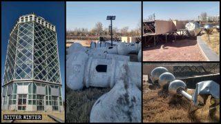 信仰消失倒計時:維族之後是回族 新疆外清真寺頻遭中國化改造