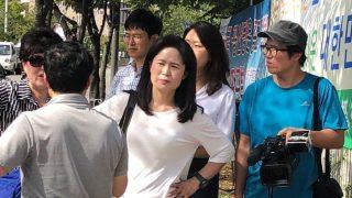 他們要來了!中共再次脅迫誘騙全能神教會難民親屬赴韓上演假示威