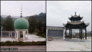 回民生活區遭強制中國化 文化毀滅性整改令居民恐懼